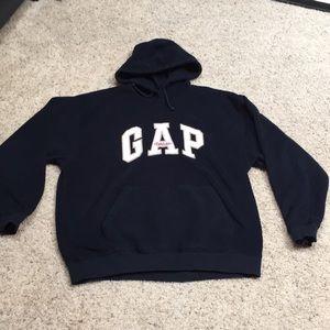 men's XL Gap fleece work or play hoodie.